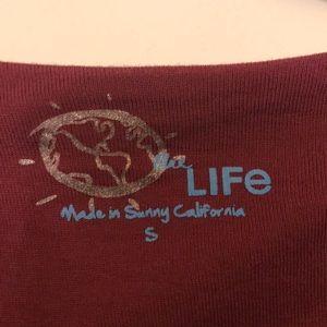 Blue Life Tops - Lie life Hayley top